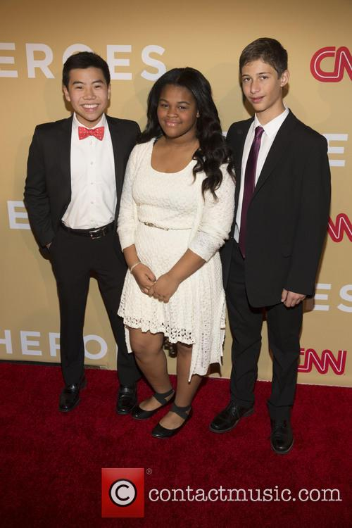 Chris Cao, Imani Henry and Isaiah Granet 1