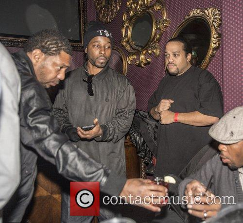 Krayzie Bone, Babee Loc and Keith G 6