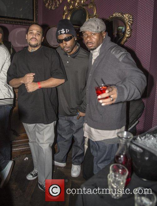 Krayzie Bone, Babee Loc, Keith G and Tsp 7