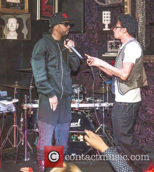 Krayzie Bone and Layzie Bone 11