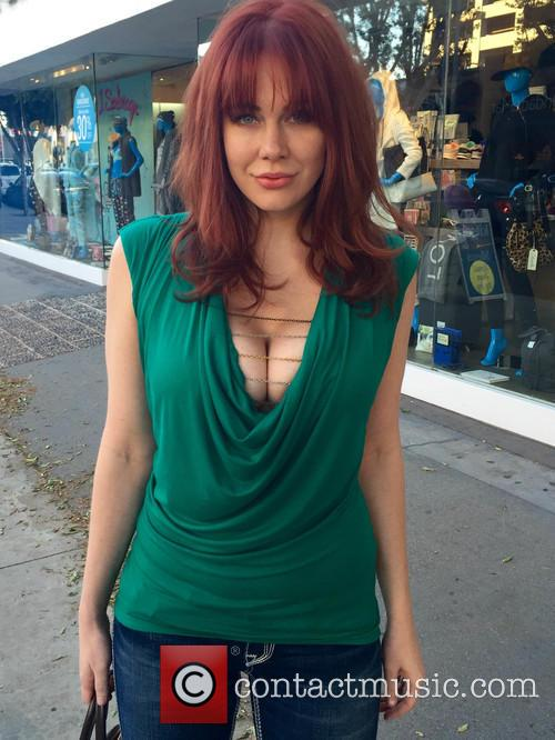 Maitland Ward has lunch at The Ivy before...