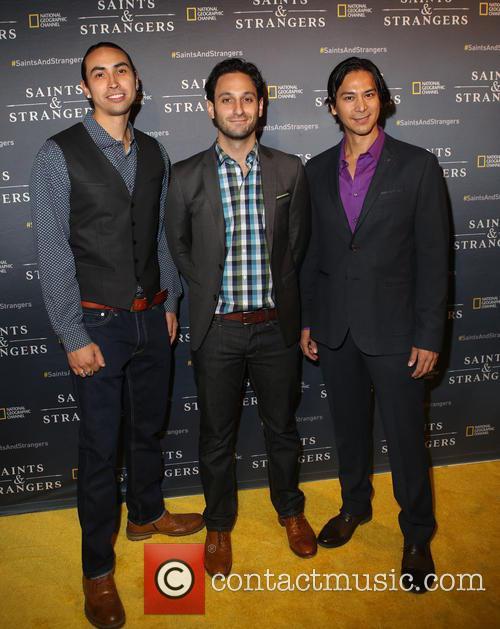 Tatanka Means, Seth Fisher and Kalani Queypo 4