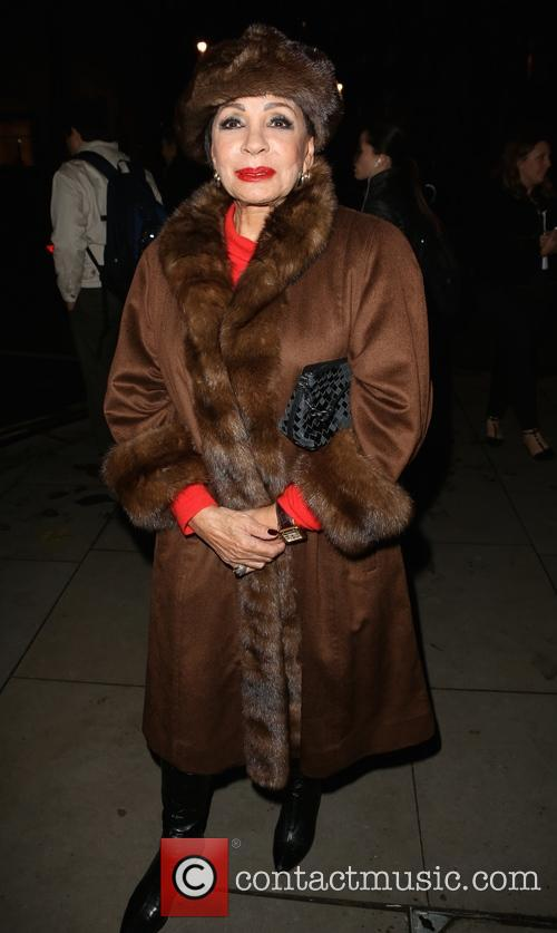 Dame Shirley Bassey 6