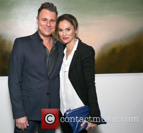 Steve Janssen and Amy Brenneman 2