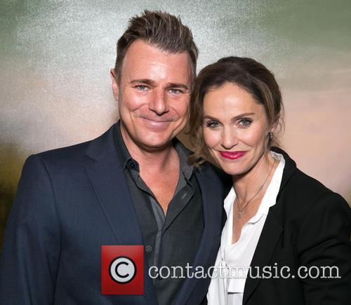 Steve Janssen and Amy Brenneman 3