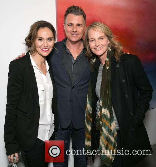 Amy Brenneman, Steve Janssen and Helen Hunt 5