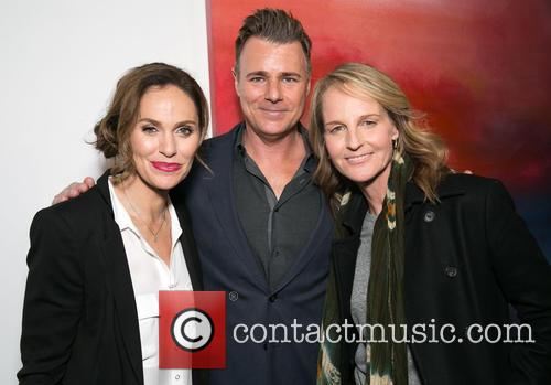 Amy Brenneman, Steve Janssen and Helen Hunt 7