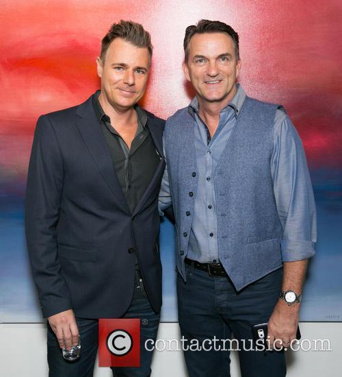 Steve Janssen and Stephen Huvane 6
