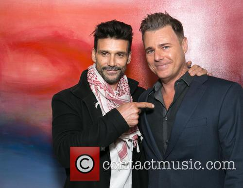 Frank Grillo and Steve Janssen 9