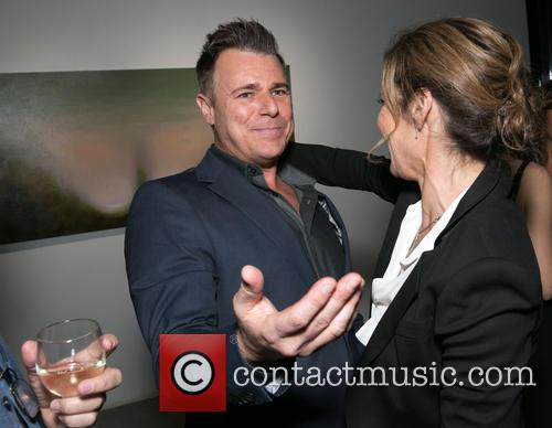 Steve Janssen and Amy Brenneman 8