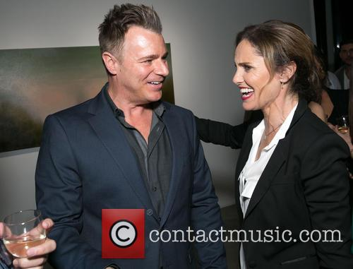 Steve Janssen and Amy Brenneman 9
