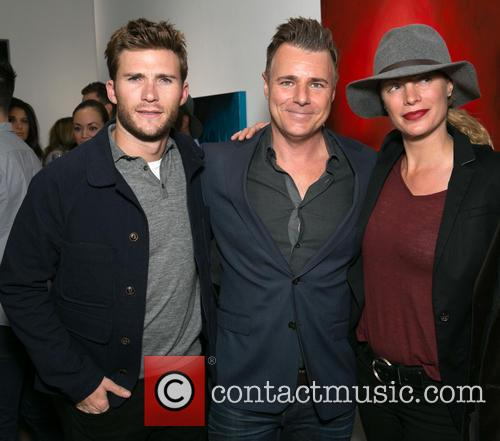 Scott Eastwood, Steve Janssen and Guest