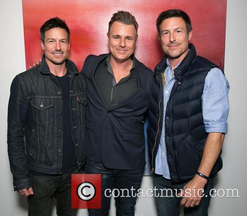 Drew Riker, Steve Janssen and Derek Riker 1