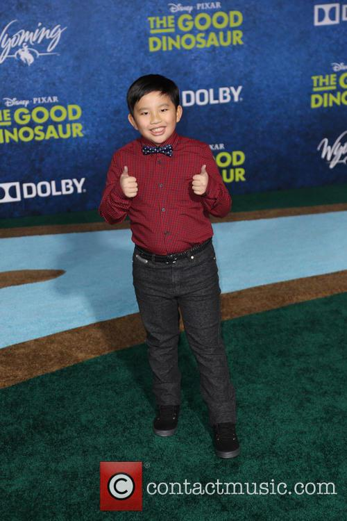 Los Angeles premiere of 'The Good Dinosaur'