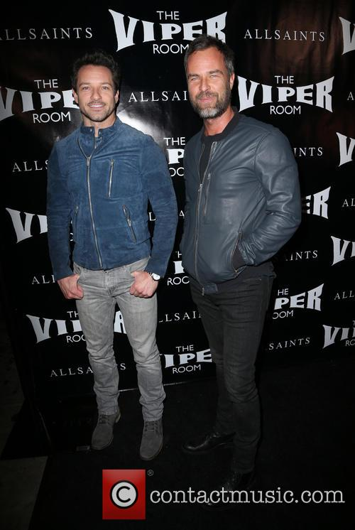 Ian Bohen and Jr Bourne