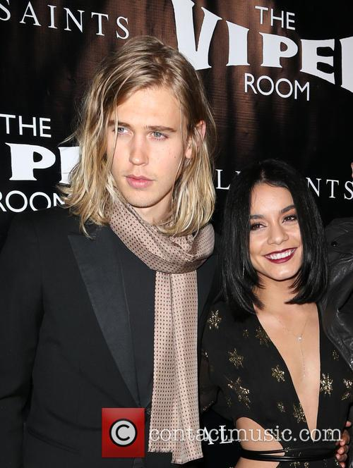 Austin Butler and Vanessa Hudgens 2