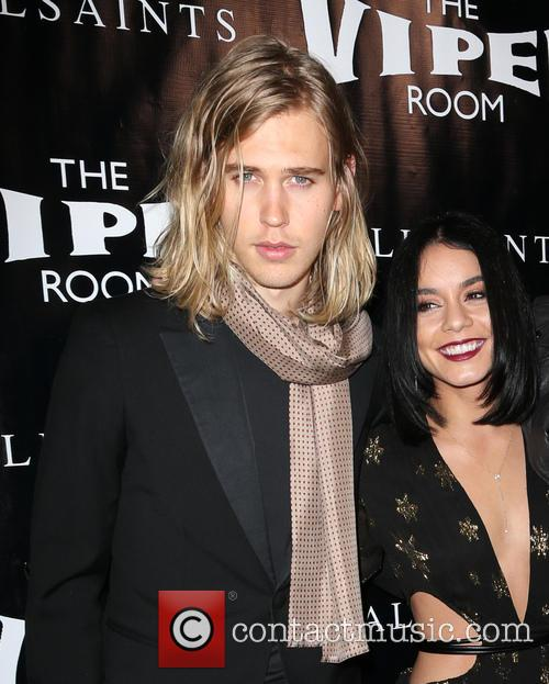 Austin Butler and Vanessa Hudgens 3