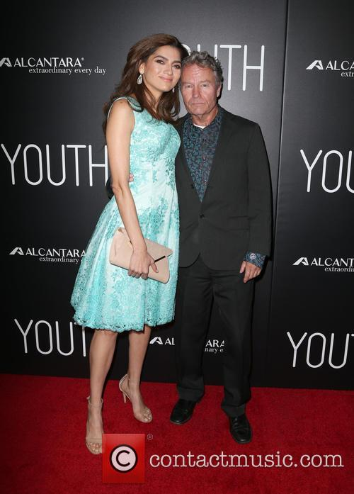 Blanca Blanco and John Savage 2