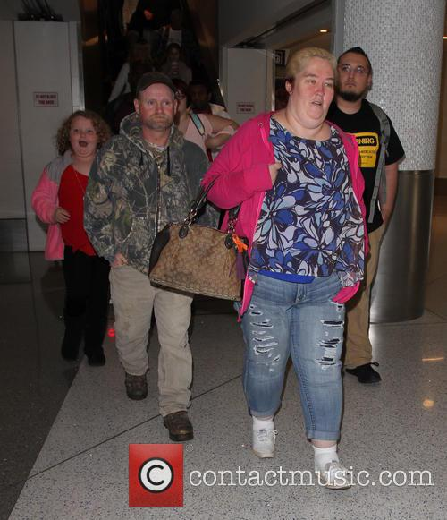 Honey Boo Boo, Alana Thompson and June Shannon 1