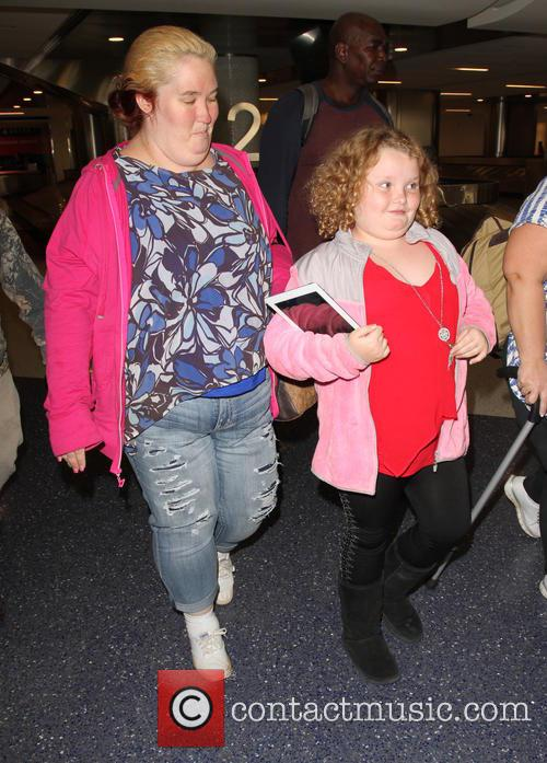 Honey Boo Boo, Alana Thompson and June Shannon 9