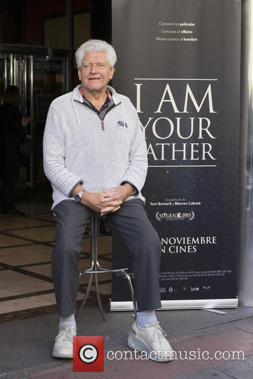 David Prowse attends the 'I Am Your Father'...