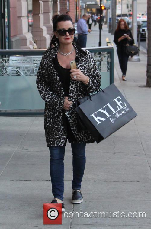 Kyle richards clothing store address