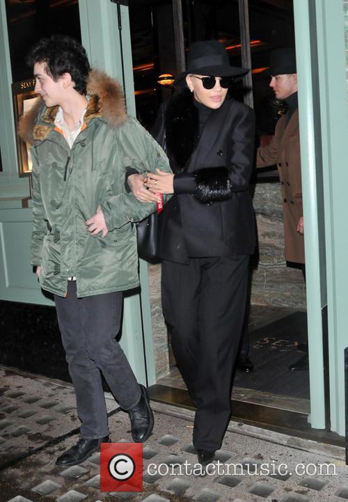 Rita Ora and Don Ora 2
