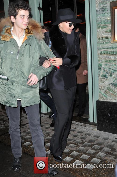 Rita Ora and Don Ora 7