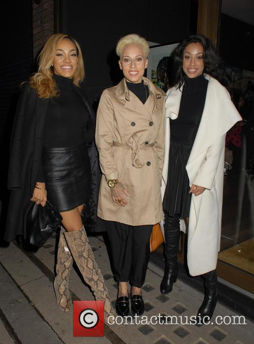 Stooshe, Alexandra Buggs, Courtney Rumbold and Karis Anderson 1