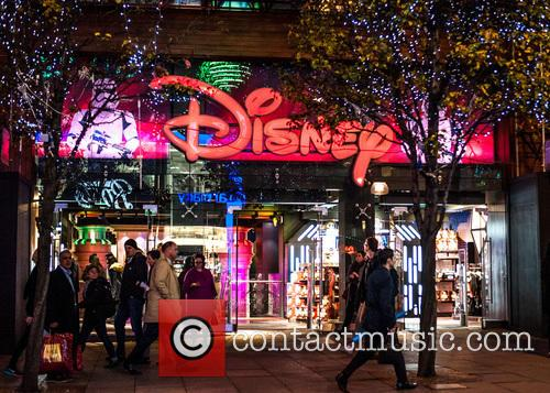 Disney Store Oxford Street 1