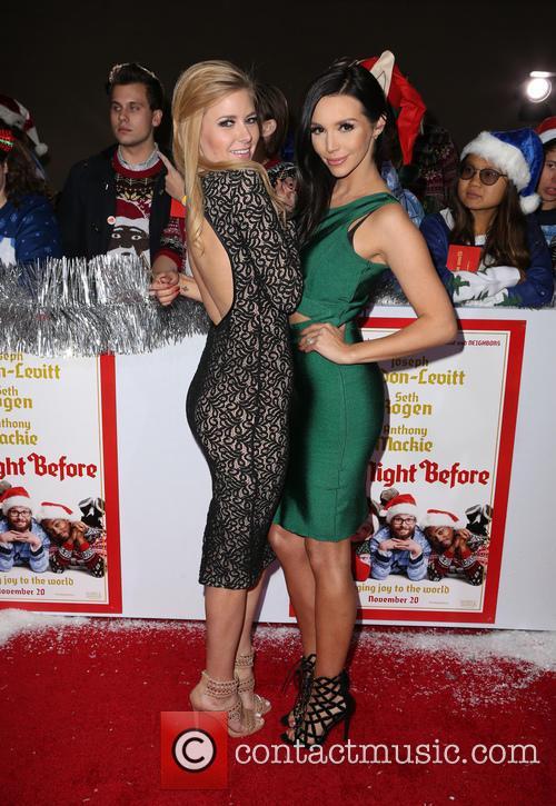 Ariana Madix and Scheana Marie
