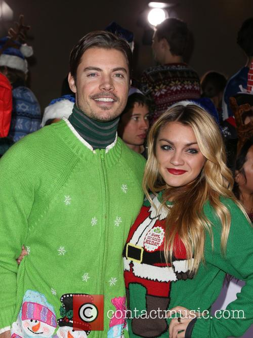 Josh Henderson and Ali Gallego 10
