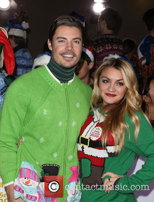 Josh Henderson and Ali Gallego 11