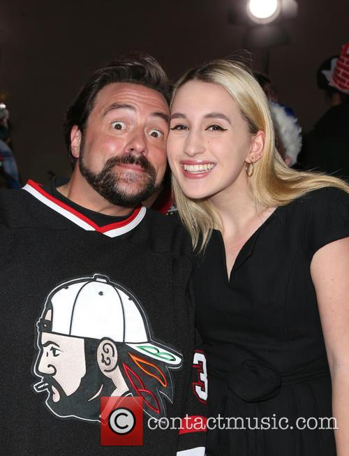 Kevin Smith and Harley Quinn Smith 4