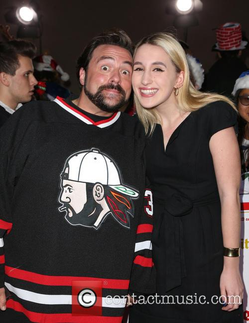 Kevin Smith and Harley Quinn Smith 5