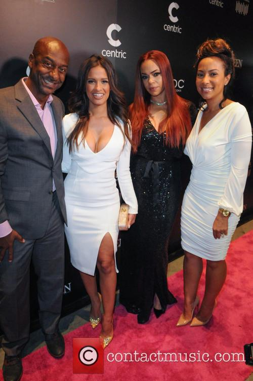 Stephen Hill, Rocsi Diaz, Faith Evans and Valeisha Butterfield Jones 3