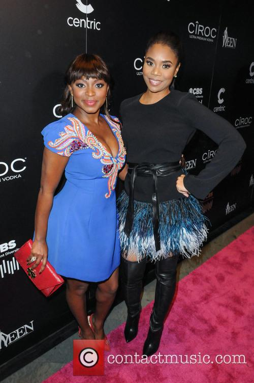 Naturi Naughton and Regina Hall 3