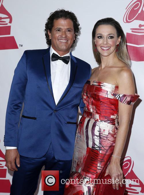 Carlos Vives and Claudia Elena 3