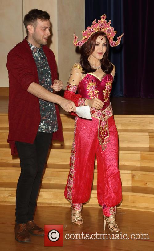 Aladdin Pantomime Photocall