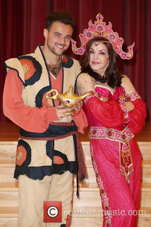 Aladdin press launch