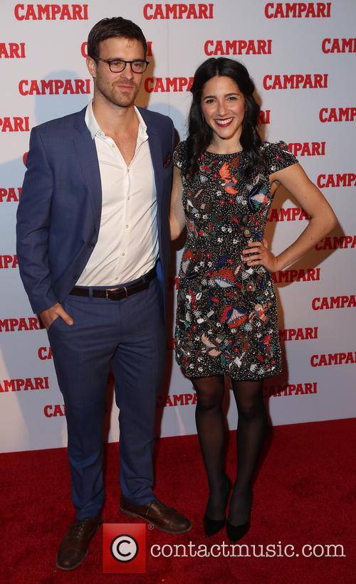 Sean Kleier and Samantha Massell 2