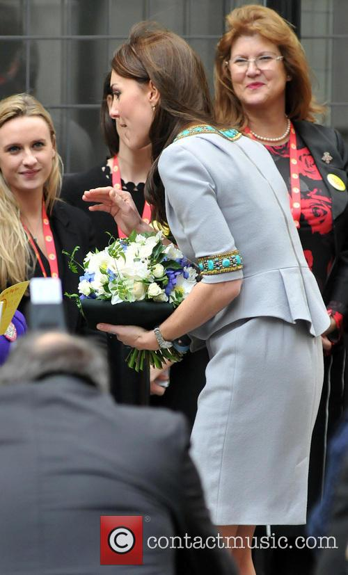 The Duchess of Cambridge attends Place2Be's Headteacher Conference
