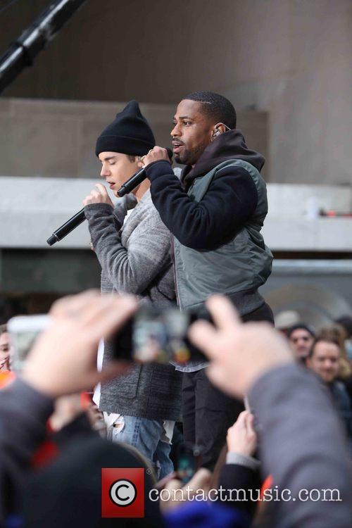 Justin Bieber and Big Sean 8