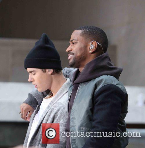 Justin Bieber and Big Sean 9