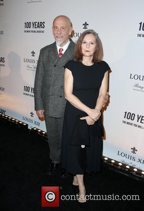 John Malkovich and Nicoletta Peyran 5