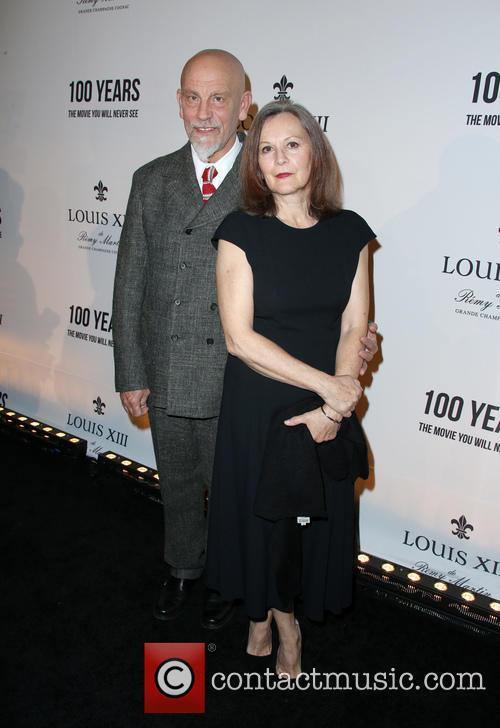 John Malkovich and Nicoletta Peyran 6