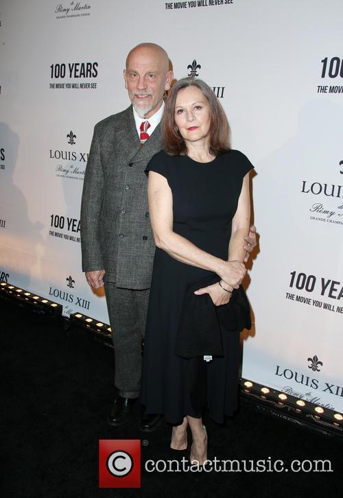 John Malkovich and Nicoletta Peyran 7