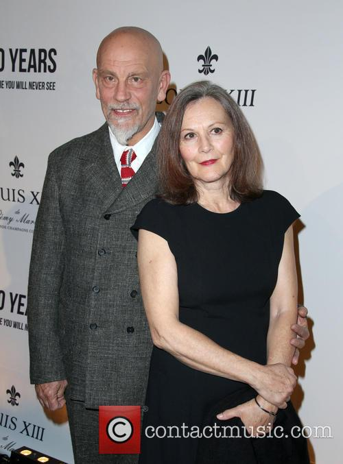 John Malkovich and Nicoletta Peyran 8