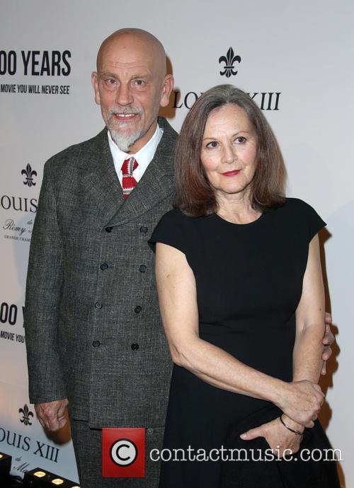 John Malkovich and Nicoletta Peyran 9