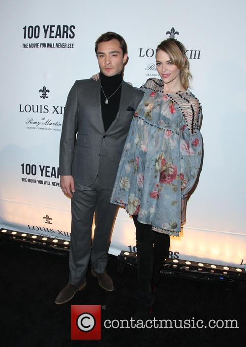 Ed Westwick and Jaime King 10